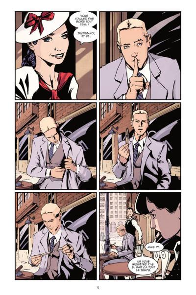 Page 3 Metropolis tome 1