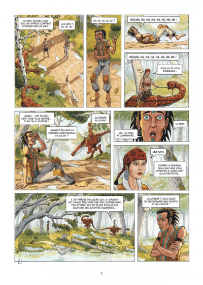 Page 4 Aniss tome 2 - Le Tapis violent