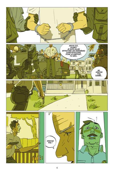 Page 4 Rosko Tome 1 - Per Svenson doit mourir aujourd'hui