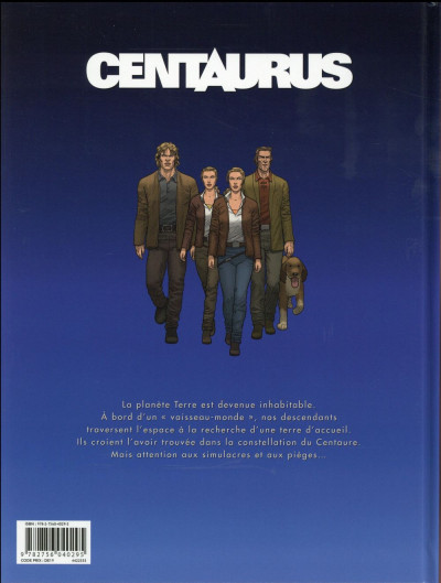 Dos Centaurus tome 1