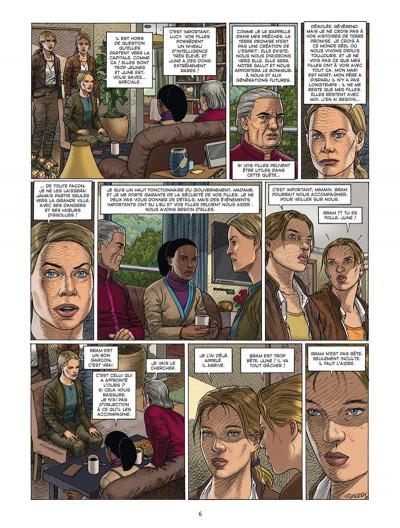Page 4 Centaurus tome 1