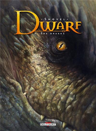 Couverture Dwarf tome 4 - Éra Drakka