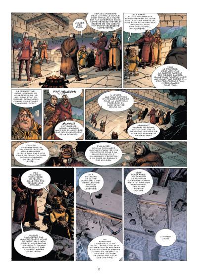 Page 2 Dwarf tome 4 - Éra Drakka