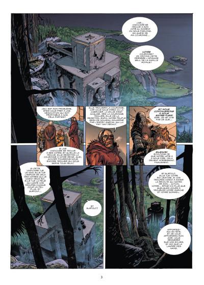 Page 3 Dwarf tome 4 - Éra Drakka