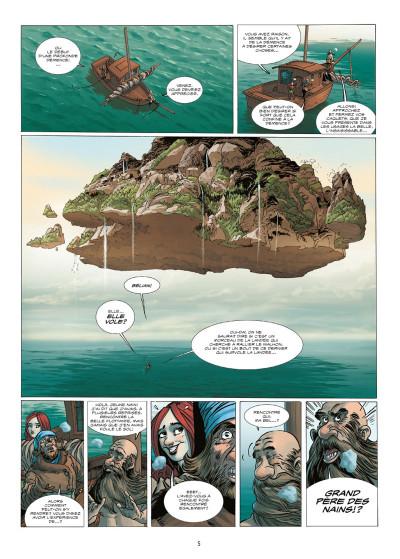 Page 5 Dwarf tome 4 - Éra Drakka