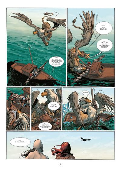 Page 6 Dwarf tome 4 - Éra Drakka