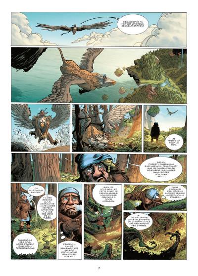 Page 7 Dwarf tome 4 - Éra Drakka