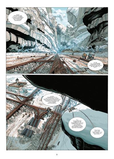 Page 9 Dwarf tome 4 - Éra Drakka