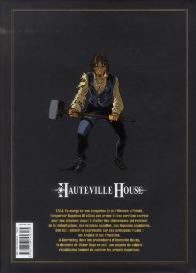 Dos Hauteville house - intégrale tomes 1 à 4