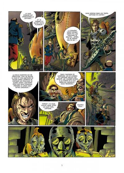 Page 3 Hauteville house - intégrale tomes 1 à 4