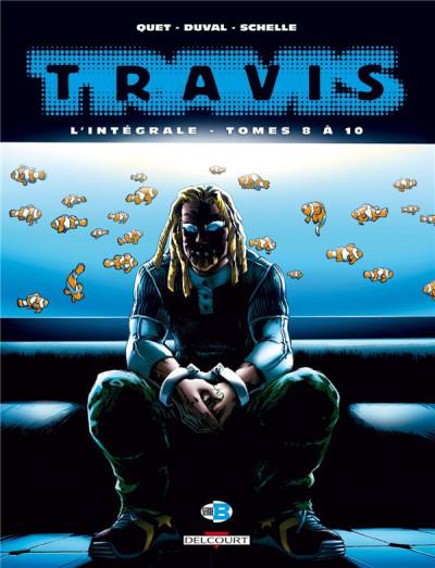 image de Travis - intégrale tome 8 à tome 10