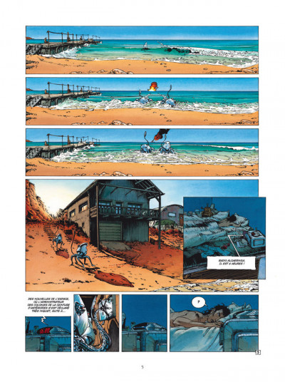 Page 3 Carmen Mc Callum - intégrale tomes 6 à 8