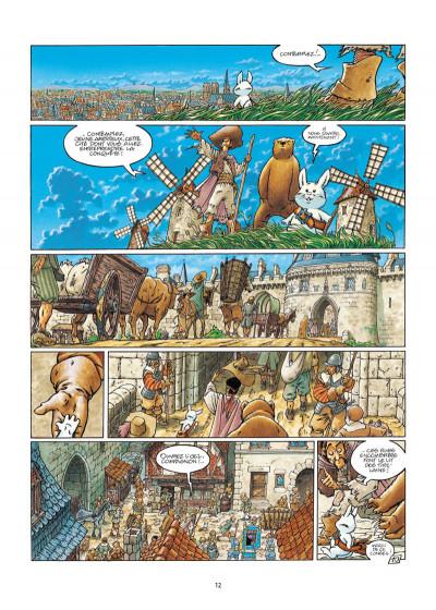 Page 0 De cape et de crocs tome 11