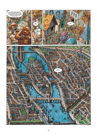 Page 1 De cape et de crocs tome 11