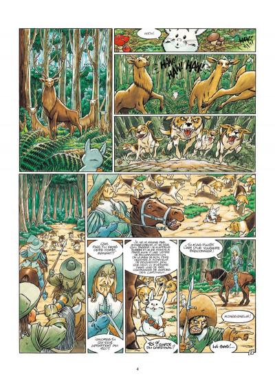 Page 2 De cape et de crocs tome 11