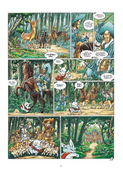 Page 3 De cape et de crocs tome 11