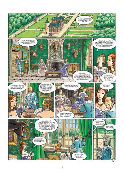 Page 4 De cape et de crocs tome 11