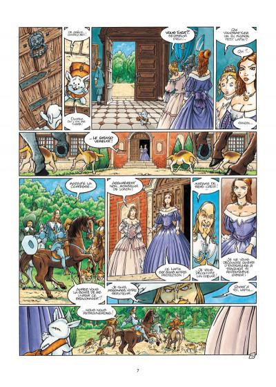 Page 5 De cape et de crocs tome 11