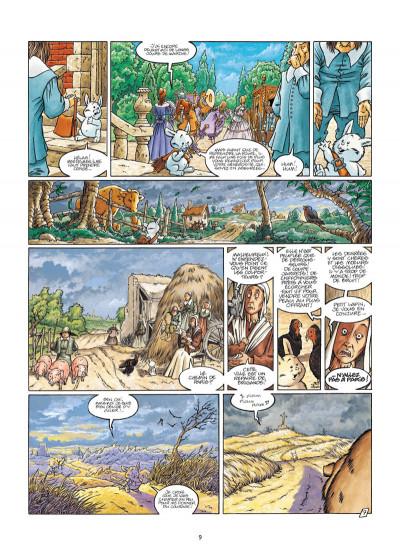 Page 7 De cape et de crocs tome 11
