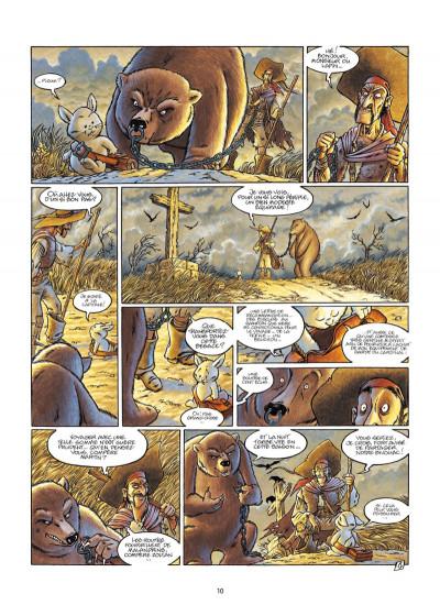 Page 8 De cape et de crocs tome 11