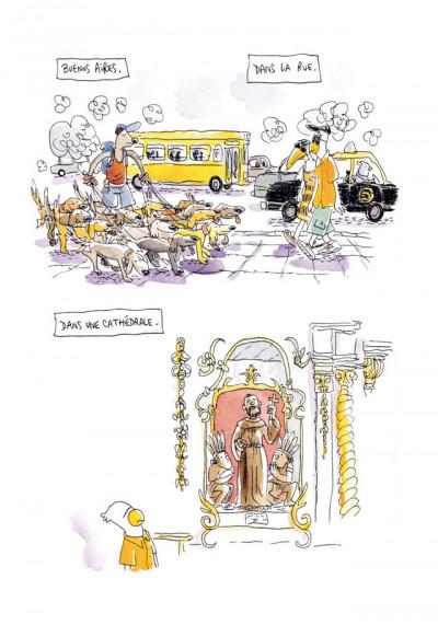 Page 2 les petits riens de Lewis Trondheim T.6 - deux ou trois mois d'éternité
