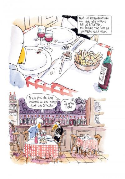 Page 4 les petits riens de Lewis Trondheim T.6 - deux ou trois mois d'éternité