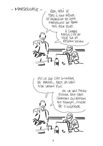 Page 1 Bastien Vivès tome 7 - Le football