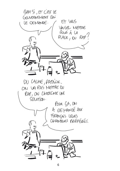 Page 4 Bastien Vivès tome 7 - Le football