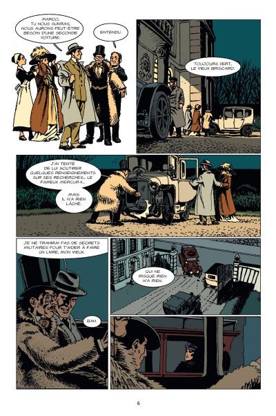 Page 1 L'œil de la nuit tome 1 - Ami du mystère