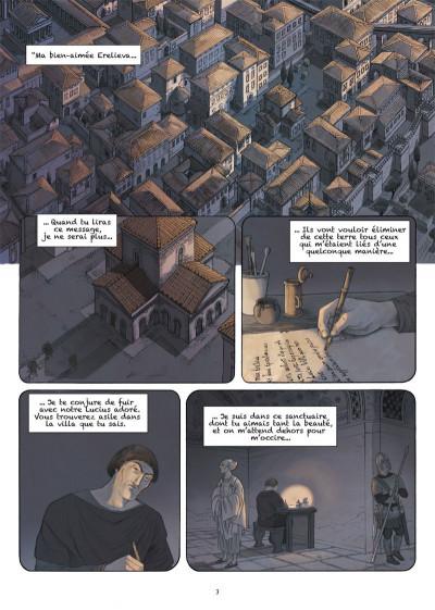Page 1 La saga de Wotila tome 3 - Au nom des pères