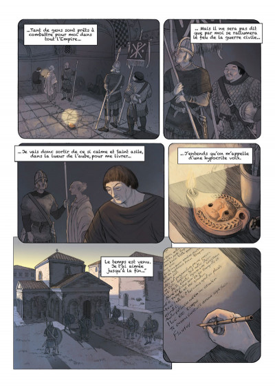 Page 2 La saga de Wotila tome 3 - Au nom des pères