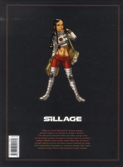 Dos Sillage - intégrale tome 13 à tome 15