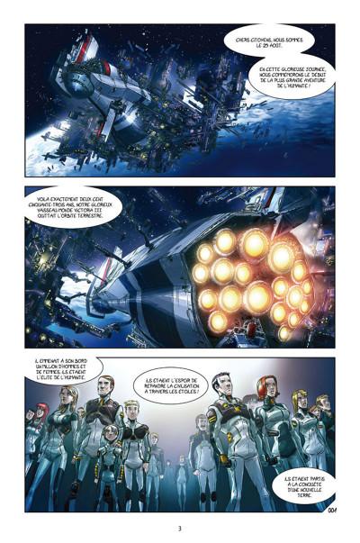 Page 1 terra prime tome 1 - la colonie