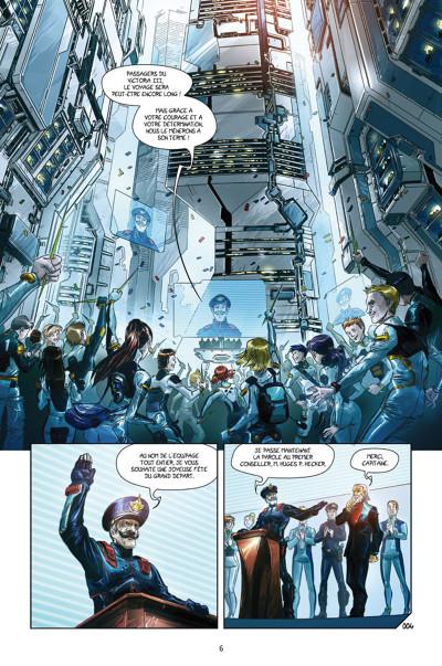 Page 4 terra prime tome 1 - la colonie
