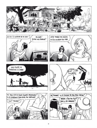 Page 1 histoires inavouables