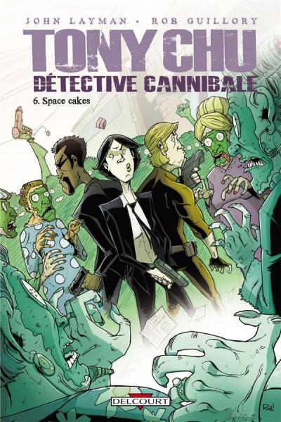 image de Tony Chu, détective cannibale tome 6 - space cakes