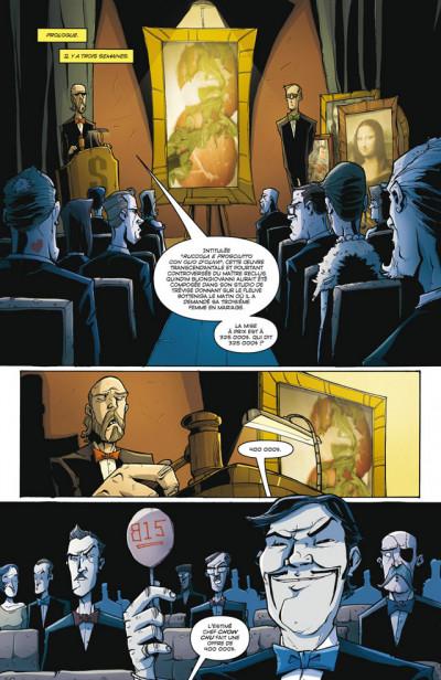 Page 1 Tony Chu, détective cannibale tome 6