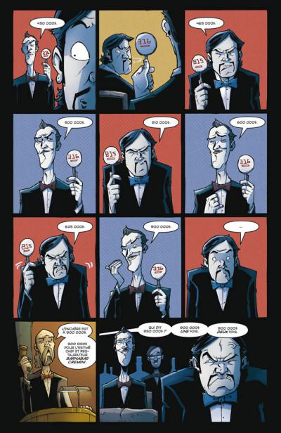 Page 2 Tony Chu, détective cannibale tome 6