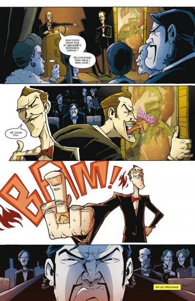 Page 3 Tony Chu, détective cannibale tome 6