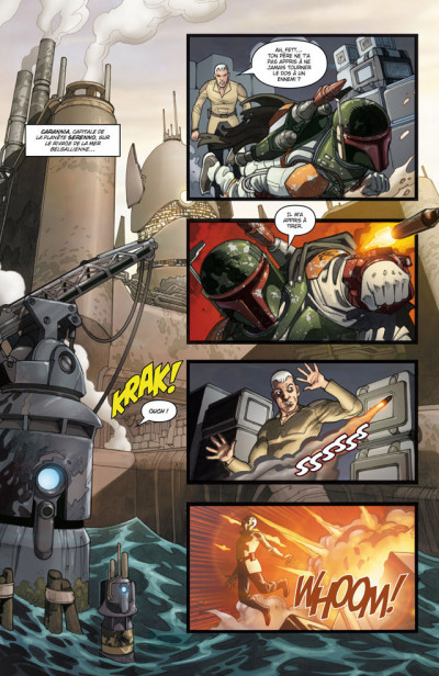 Page 1 Star Wars - agent de l'empire tome 2 - nouvelles cibles