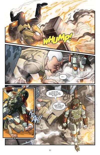 Page 2 Star Wars - agent de l'empire tome 2 - nouvelles cibles