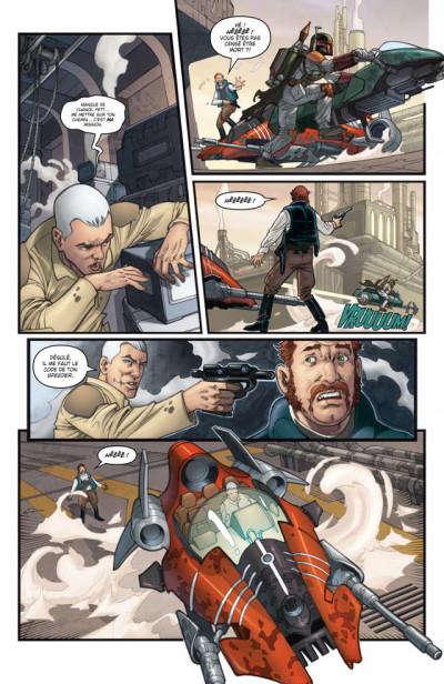 Page 3 Star Wars - agent de l'empire tome 2 - nouvelles cibles