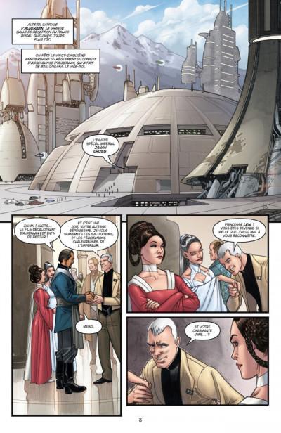 Page 4 Star Wars - agent de l'empire tome 2 - nouvelles cibles
