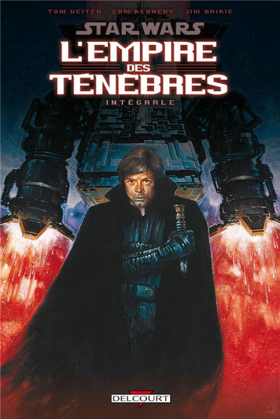 Couverture Star Wars - l'empire des ténèbres ; intégrale