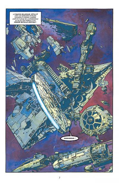 Page 2 Star Wars - l'empire des ténèbres ; intégrale