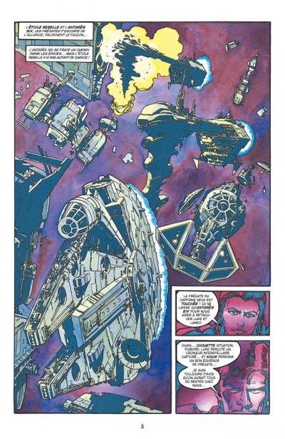 Page 3 Star Wars - l'empire des ténèbres ; intégrale