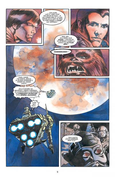 Page 4 Star Wars - l'empire des ténèbres ; intégrale