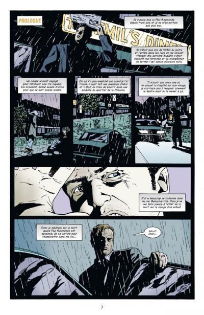 Page 1 Scène de crime