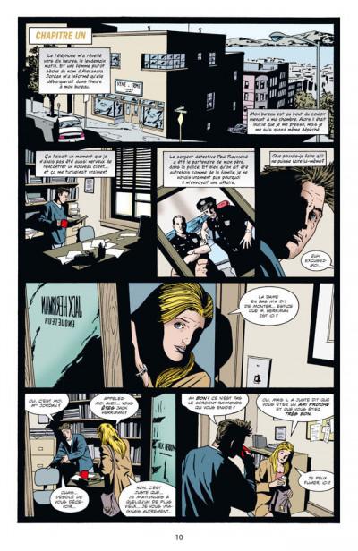 Page 4 Scène de crime