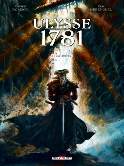 Couverture Ulysse 1781 tome 1 - Le Cyclope 1/2